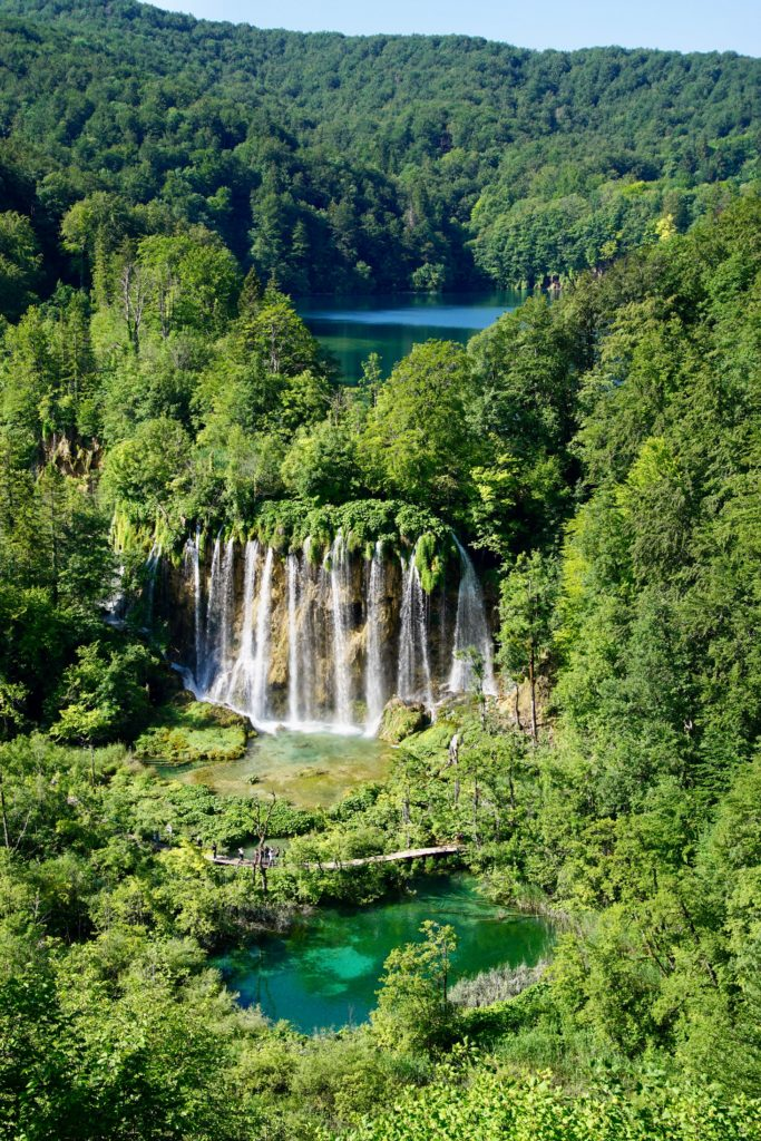 Plitvice nationalpark